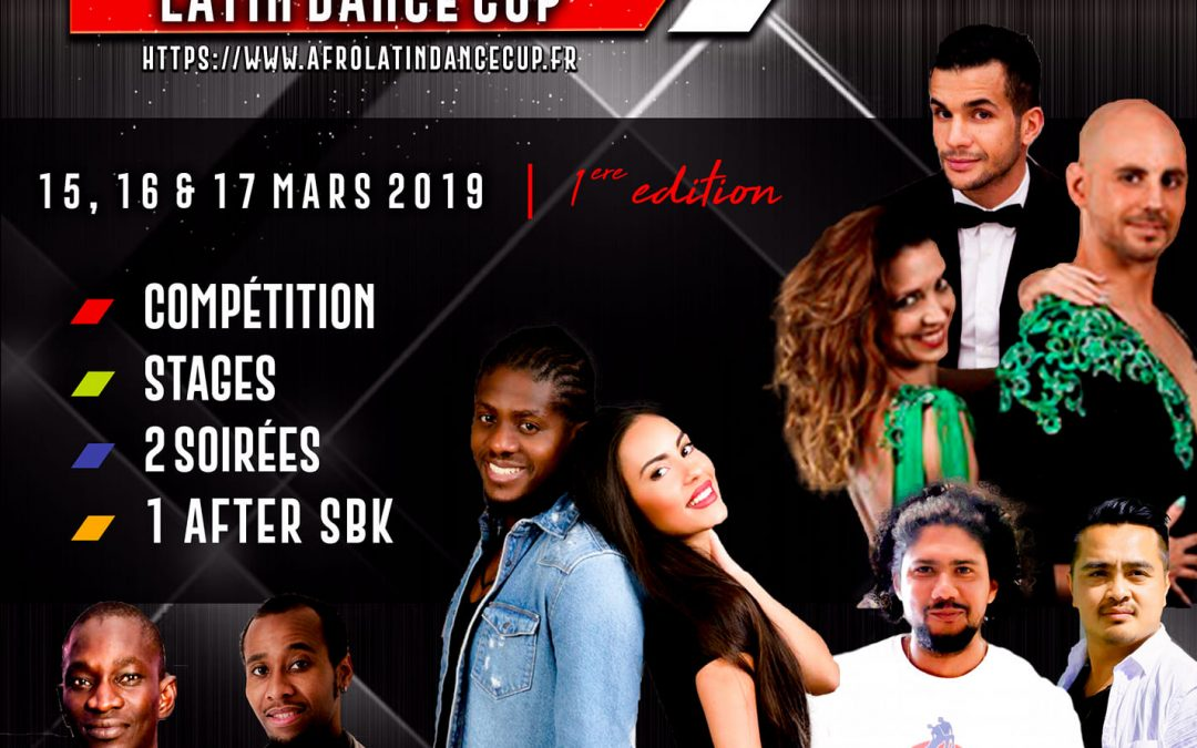 Afro Latin Dance Cup 2019